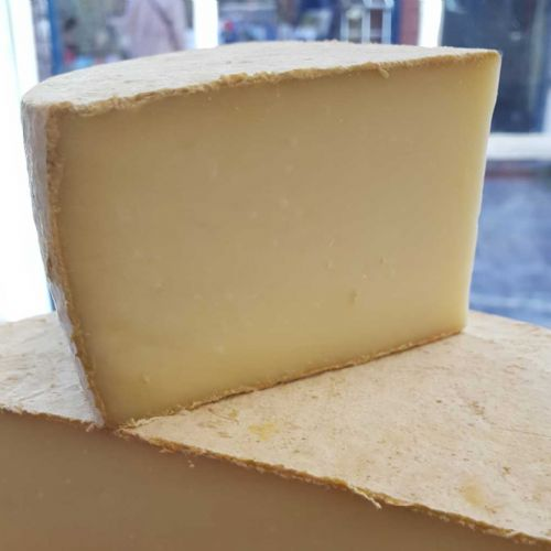 Spenwood Cheese, Hard nutty British ewe's milk cheese